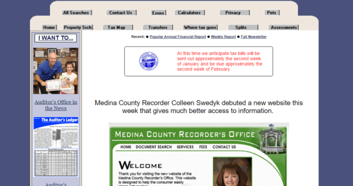 Appealing Taxes in Medina County